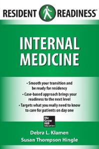 Ebook in inglese Resident Readiness Internal Medicine Hingle, Susan , Klamen, Debra