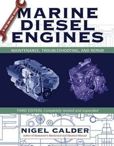 Foto Cover di Marine Diesel Engines, Ebook inglese di Nigel Calder, edito da McGraw-Hill Education