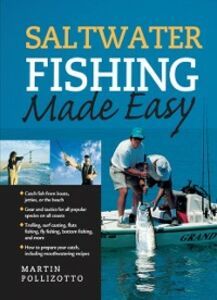 Ebook in inglese Saltwater Fishing Made Easy Pollizotto, Martin