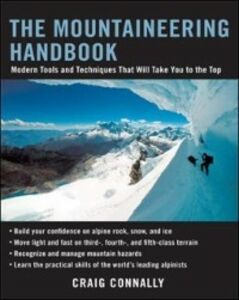 Foto Cover di Mountaineering Handbook, Ebook inglese di Craig Connally, edito da McGraw-Hill Education