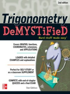 Ebook in inglese Trigonometry Demystified 2/E Gibilisco, Stan