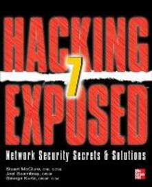 Radiospeed.it Hacking exposed 7 network security secrets and solution Image