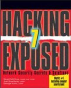 Foto Cover di Hacking Exposed 7, Ebook inglese di AA.VV edito da McGraw-Hill Education
