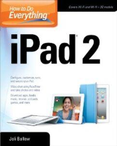 Ebook in inglese How to Do Everything iPad 2 Ballew, Joli
