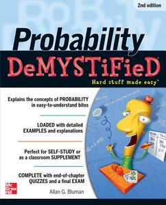 Ebook in inglese Probability Demystified 2/E Bluman, Allan