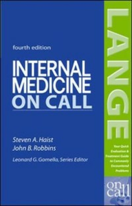 Ebook in inglese Internal Medicine On Call Haist, Steven , Robbins, John
