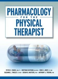 Ebook in inglese Pharmacology for the Physical Therapist Jobst, Erin , Katzung, Bertram , Masters, Susan , Panus, Peter