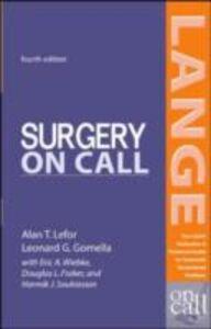 Foto Cover di Surgery On Call, Fourth Edition, Ebook inglese di AA.VV edito da McGraw-Hill Education
