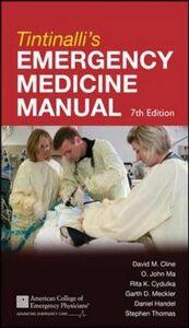 Libro Tintinalli's emergency medicine. Manual
