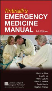 Libro Tintinalli's emergency medicine. Manual