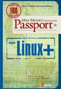 Ebook in inglese Mike Meyers' Linux+ Certification Passport Jang, Michael