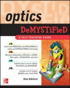 Ebook in inglese Optics Demystified Gibilisco, Stan
