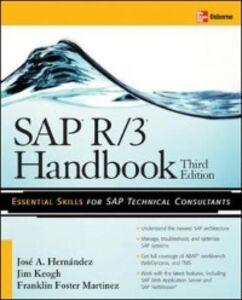 Ebook in inglese SAP R/3 Handbook, Third Edition Hernandez, Jose , Keogh, Jim , Martinez, Franklin