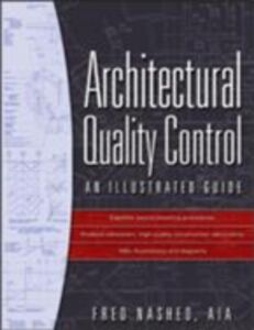 Ebook in inglese Architectural Quality Control Nashed, Fred