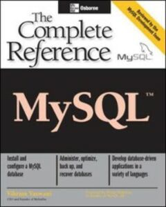 Ebook in inglese MySQL: The Complete Reference Vaswani, Vikram