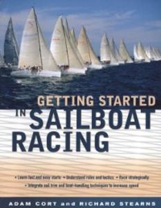 Ebook in inglese Getting Started in Sailboat Racing Cort, Adam , Stearns, Richard