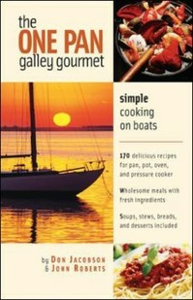 Ebook in inglese One-Pan Galley Gourmet Jacobson, Don