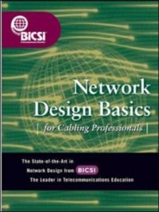 Ebook in inglese Network Design Basics for Cabling Professionals BICS, ICSI