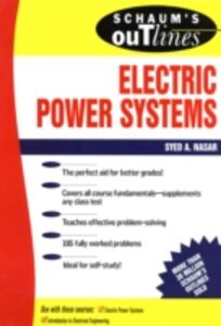 Ebook in inglese Schaum's Outline of Electrical Power Systems Nasar, Syed