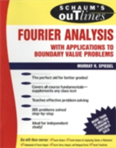 Ebook in inglese Schaum's Outline of Fourier Analysis with Applications to Boundary Value Problems Spiegel, Murray