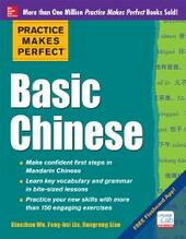 Practice Makes Perfect Basic Mandarin Chinese (EBOOK)