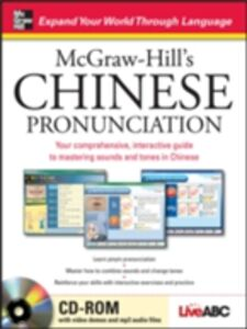 Ebook in inglese McGraw-Hill's Chinese Pronunciation ABC, Live