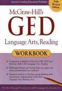 Ebook in inglese McGraw-Hill's GED Language Arts, Reading Workbook Reier, John