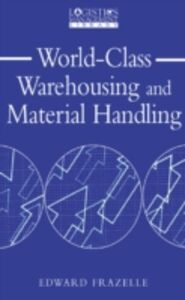 Ebook in inglese World-Class Warehousing and Material Handling Frazelle, Edward H.