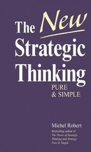 Ebook in inglese New Strategic Thinking Robert, Michel