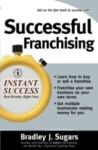 Ebook in inglese Successful Franchising Sugars, Brad , Sugars, Bradley