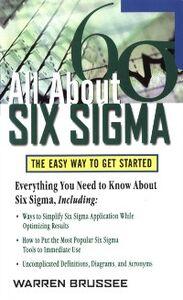 Foto Cover di All About Six Sigma, Ebook inglese di Warren Brussee, edito da McGraw-Hill Education