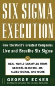 Ebook in inglese Six Sigma Execution Eckes, George