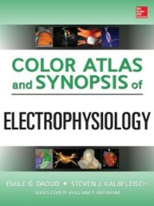 Ebook in inglese Color Atlas and Synopsis of Electrophysiology Daoud, Emile , Kalbfleisch, Steven
