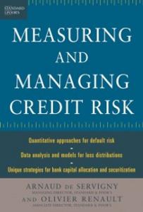 Ebook in inglese Measuring and Managing Credit Risk Renault, Olivier , Servigny, Arnaud de