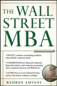 Ebook in inglese Wall Street MBA, Second Edition Advani, Reuben