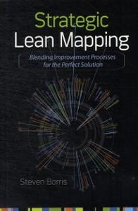 Ebook in inglese Strategic Lean Mapping Borris, Steve