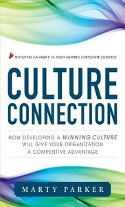 Ebook in inglese Culture Connection: How Developing a Winning Culture Will Give Your Organization a Competitive Advantage Parker, Marty