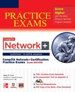 Foto Cover di CompTIA Network+ Certification Practice Exams (Exam N10-005), Ebook inglese di Robb Tracy, edito da McGraw-Hill Education
