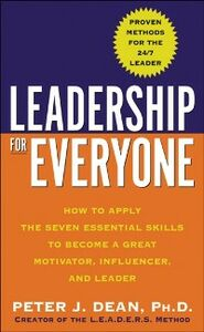 Ebook in inglese Leadership for Everyone Dean, Peter J.