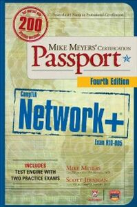 Foto Cover di Mike Meyers CompTIA Network+ Certification Passport, 4th Edition (Exam N10-005), Ebook inglese di Scott Jernigan,Mike Meyers, edito da McGraw-Hill Education