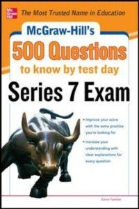Ebook in inglese McGraw-Hill's 500 Series 7 Exam Questions to Know by Test Day Faerber, Esme