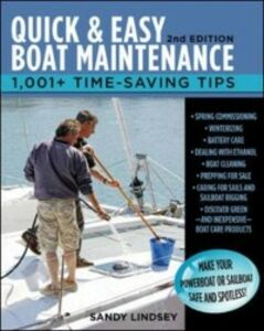 Ebook in inglese Quick and Easy Boat Maintenance, 2nd Edition Lindsey, Sandy