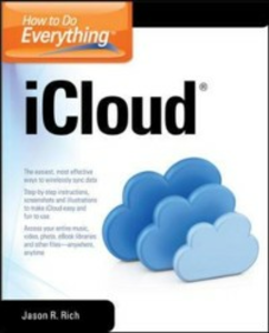 Ebook in inglese How to Do Everything iCloud Rich, Jason R.