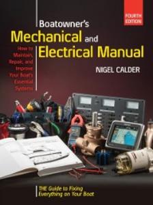 Ebook in inglese Boatowners Mechanical and Electrical Manual 4/E Calder, Nigel