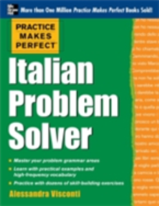 Ebook in inglese Practice Makes Perfect Italian Problem Solver (EBOOK) Visconti, Alessandra