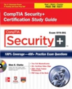Ebook in inglese CompTIA Security+ Certification Study Guide (Exam SY0-301) (enhanced ebook) Clarke, Glen E.