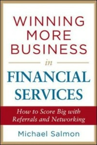 Ebook in inglese Winning More Business in Financial Services Salmon, Michael