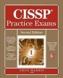 CISSP practice exams - Shon Harris - copertina