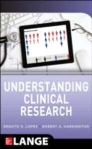 Ebook in inglese Understanding Clinical Research Harrington, Robert A. , Lopes, Renato D.