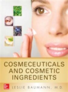 Ebook in inglese Cosmeceuticals and Cosmetic Ingredients Baumann, Leslie